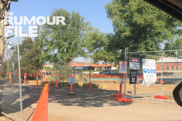 Article image for Rumour confirmed: Roadworks halted in south west Victoria after skeletal remains found