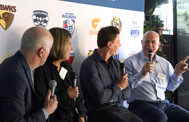 Article image for Take a look! 3AW Football's season launch for 2019