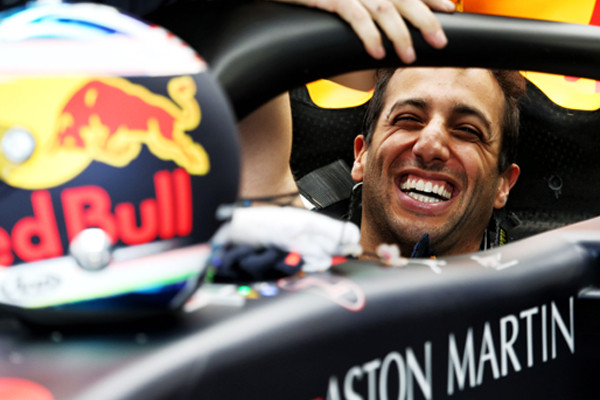 Steve Pizzati explains what its like to  be a Formula 1 driver