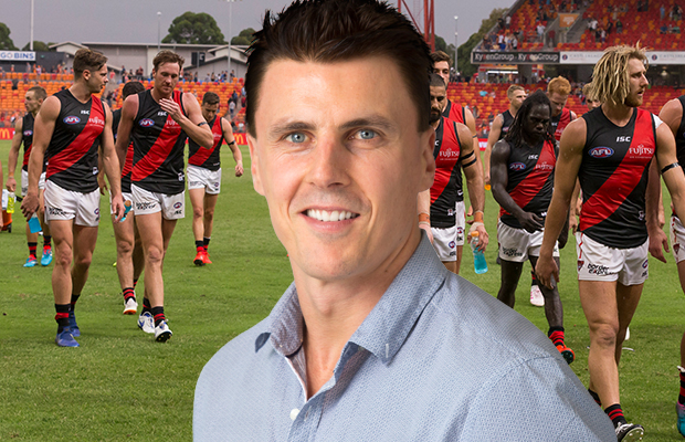Article image for Matthew Lloyd responds to Essendon's 'humiliating' loss, says Bombers are 'no guarantee' to beat St Kilda