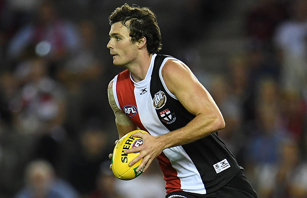Article image for St Kilda signs former Carlton defender to replace Dylan Roberton