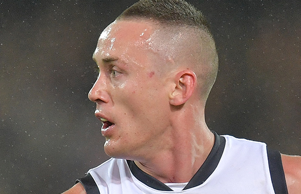 Article image for Hawthorn picks Tom Scully to make shock return to footy