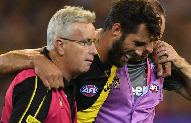 Article image for Scans confirm ACL for Alex Rance: The impact to Tigers' flag hopes