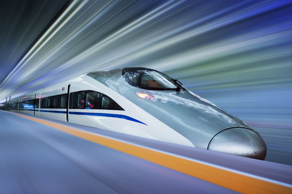"""Article image for Morrison Government's Geelong to Melbourne bullet train nothing but a """"thought bubble"""""""