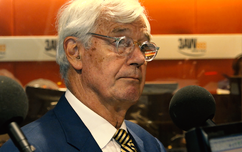 Article image for Why Julian Burnside joined The Greens