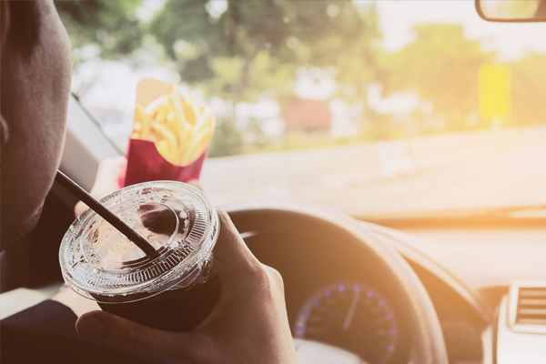 Article image for Wendy Hargreaves: Five of the best car snacks