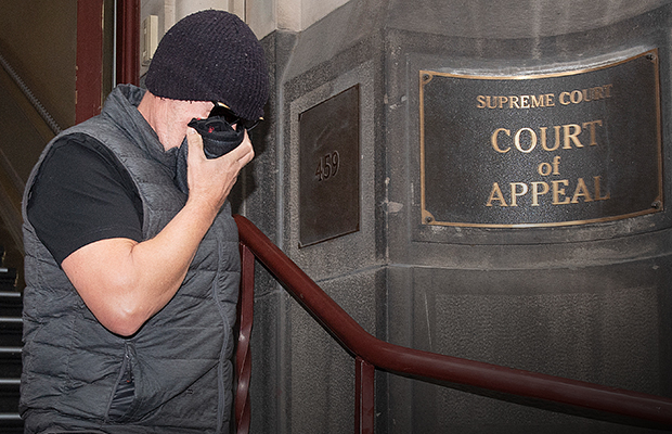 Article image for Judge makes quick decision in Melbourne's 'serial farter' case