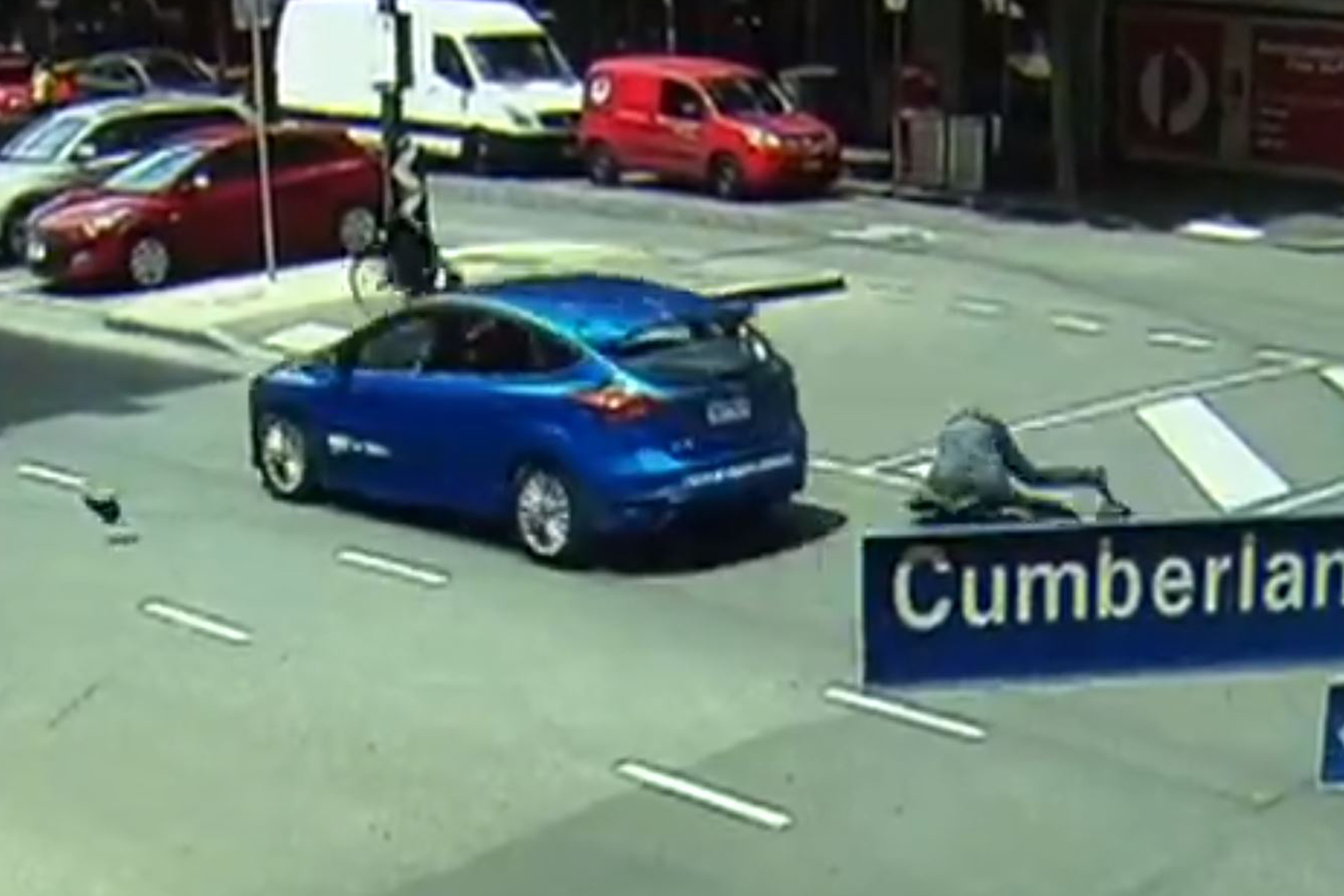 """Article image for Wheelchair-bound hit-run victim """"sickened"""" after offender given just days in jail"""