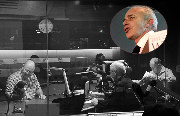 A Legend To Commemorate: Neil Mitchell Joins Ross And John To Remember A Legend