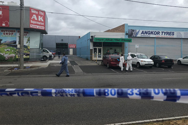Article image for One man dead: Dandenong man charged after yet another Melbourne shooting