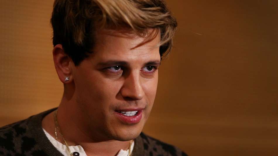 Government to grant controversial speaker Milo Yiannopoulos a visa