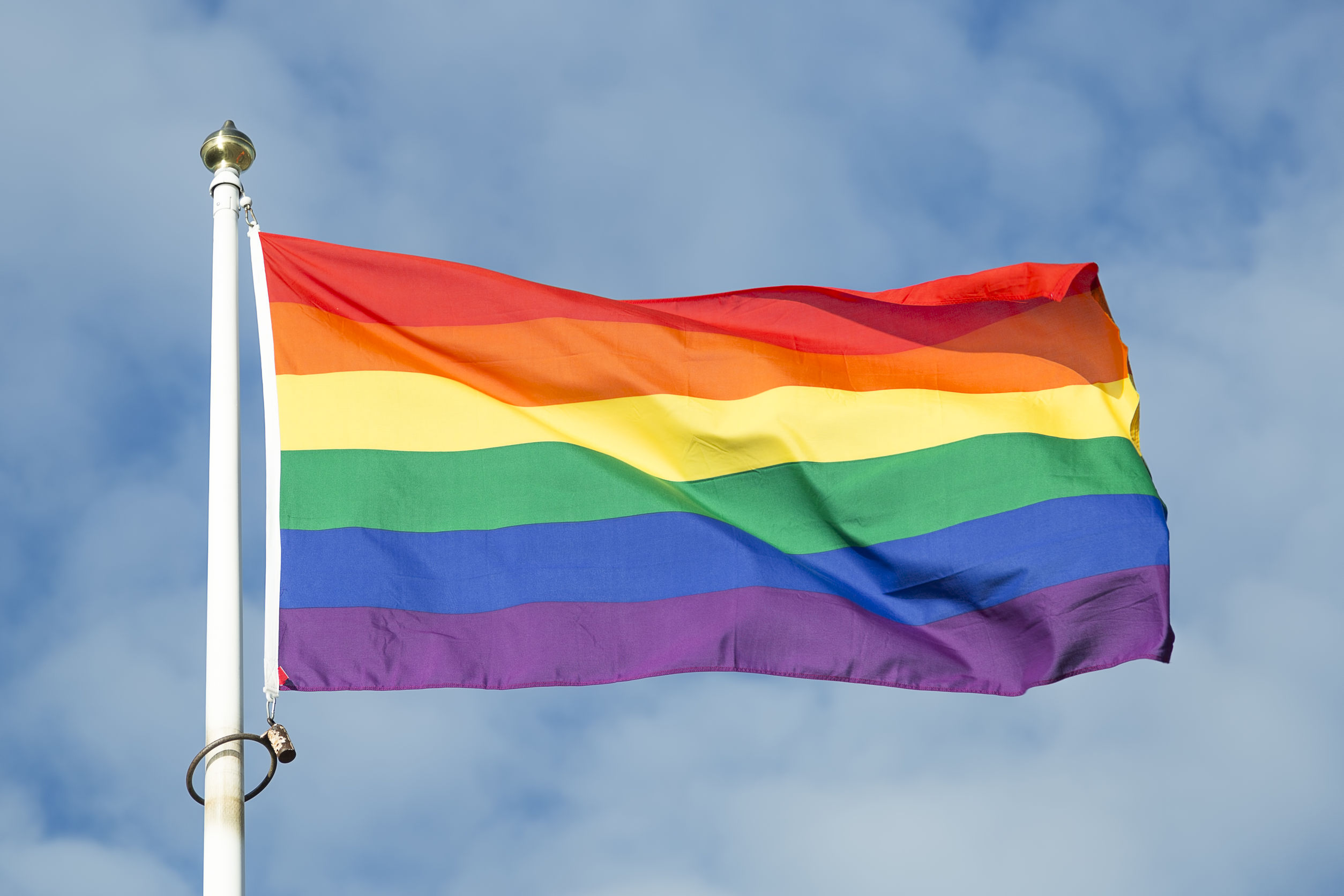 Article image for Victorian council to take down Australian flag in favour of gay pride flag
