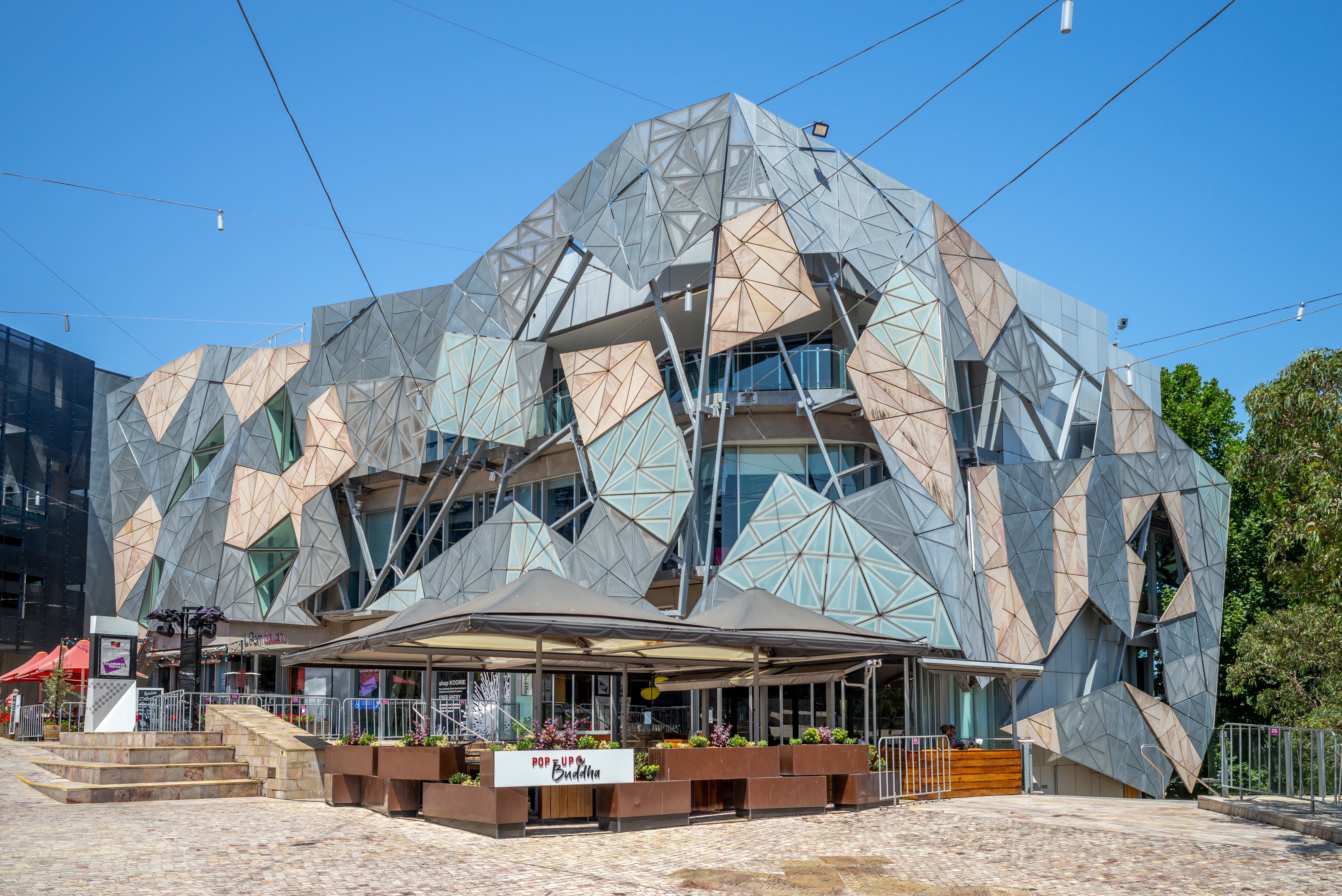 Article image for 'It's a missed opportunity': Plans for proposed Apple Store in Federation Square blocked