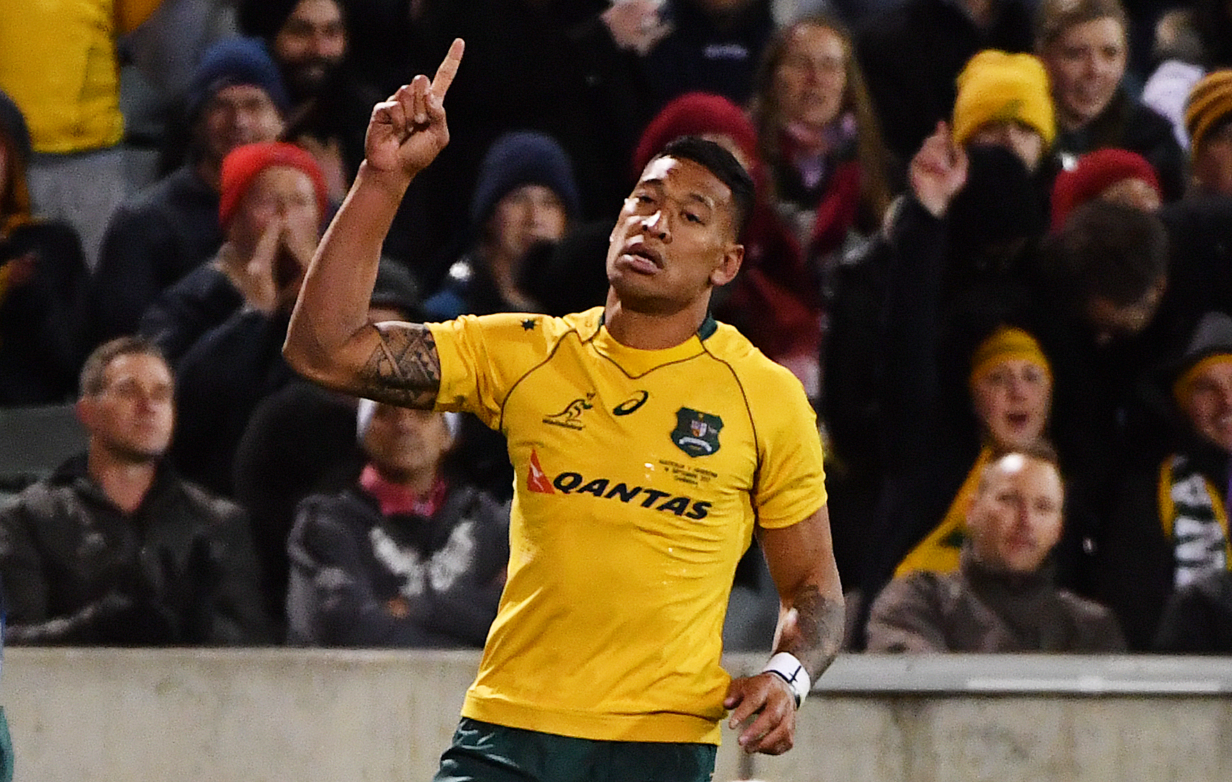 """Article image for """"I don't agree with Folau's views but he's entitled to them"""": Tom Elliott on rugby star's controversial comments"""