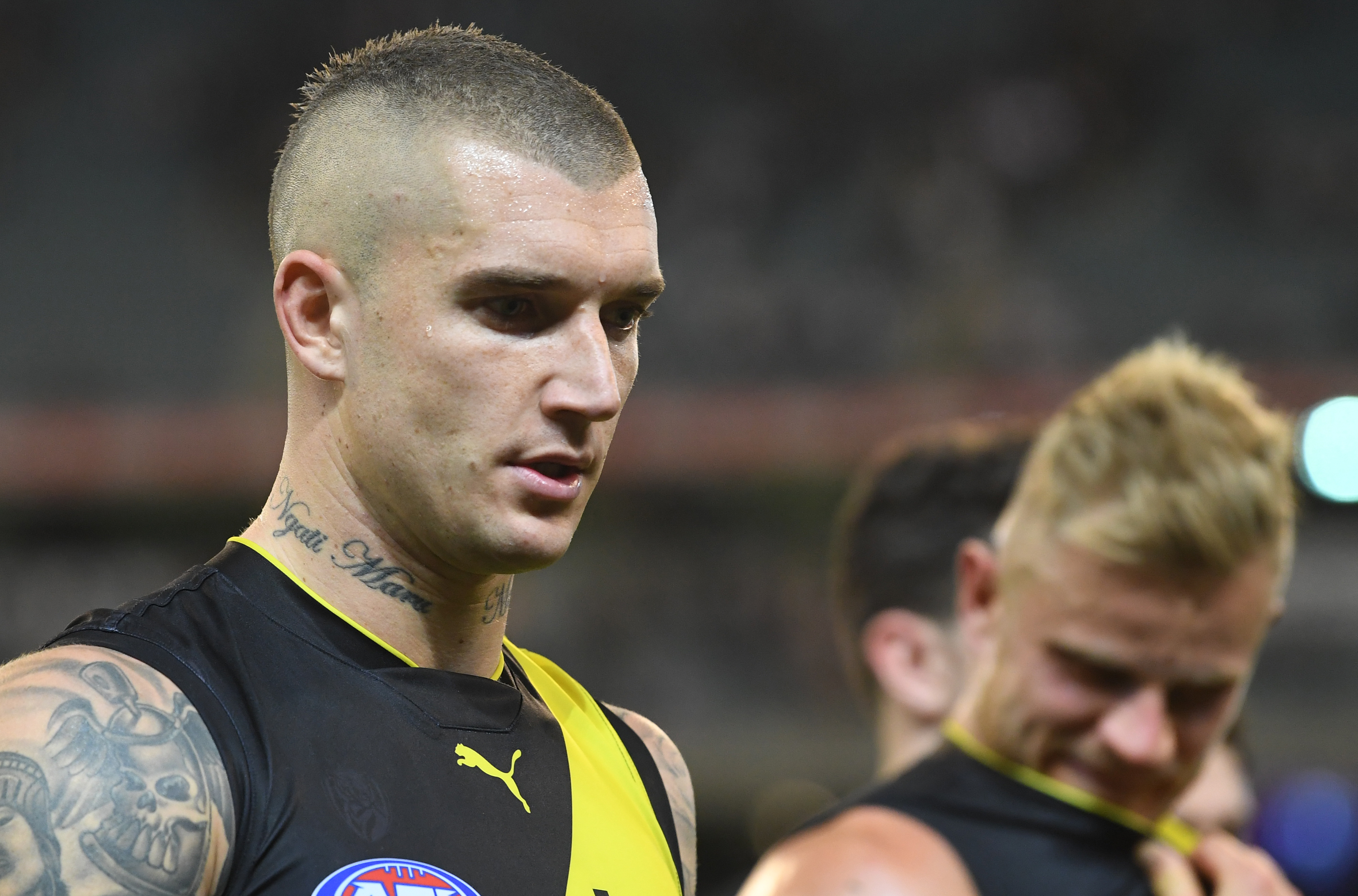 Article image for Richmond star offered two-game ban, issued please explain