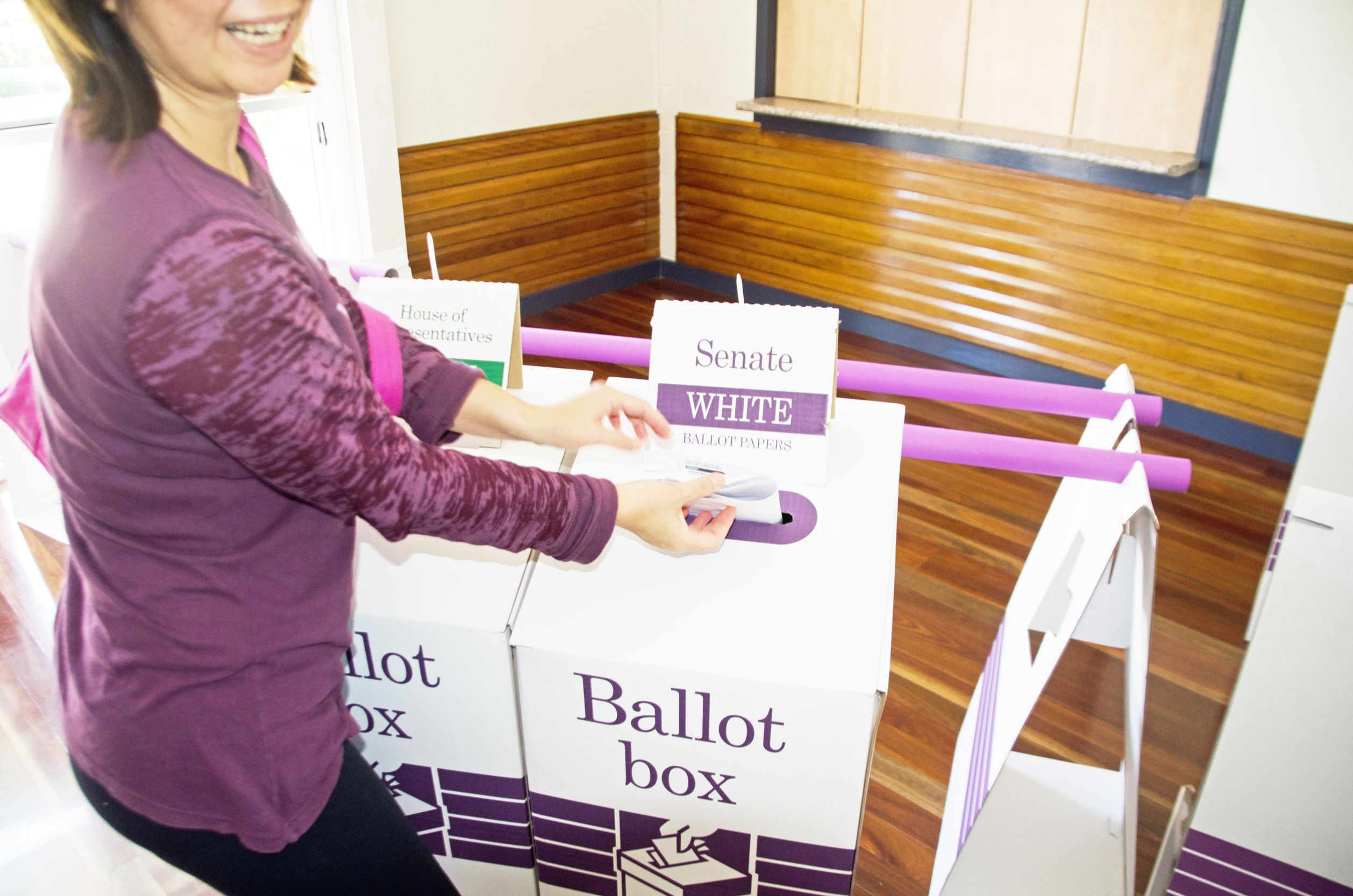Article image for Half of Australian voters don't know how Senate voting works