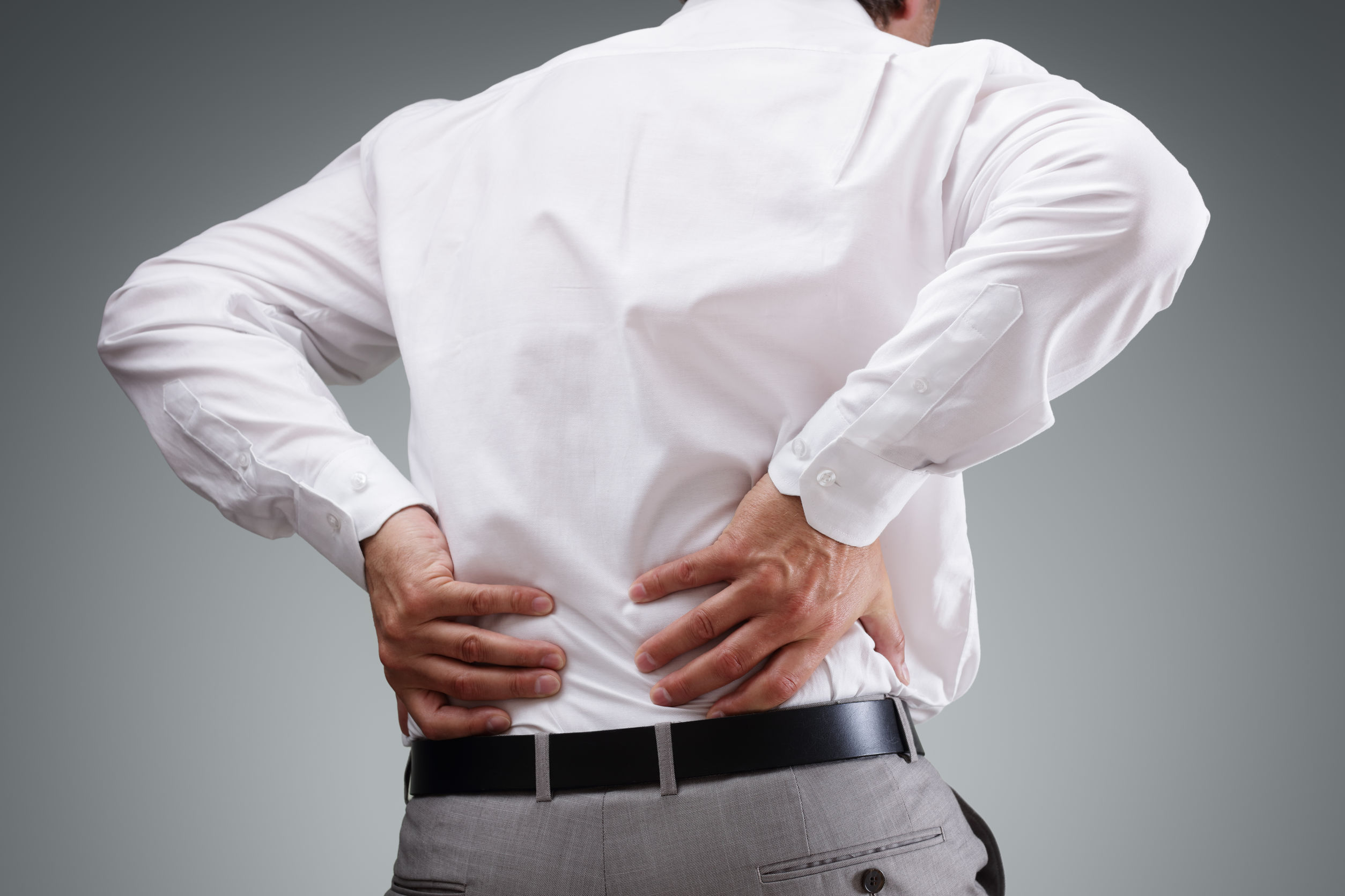 Article image for Leading spinal surgeon Dr Michael Wong's tips for dealing with back pain