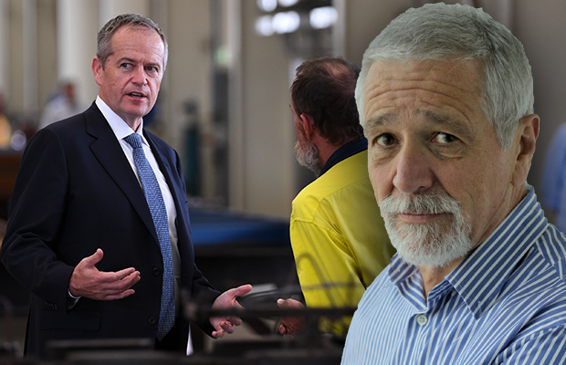Neil Mitchell says Bill Shorten's response to worker asking for tax relief was 'a bit dodgy'