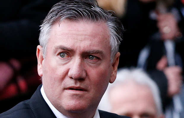 Article image for Where the latest Eddie McGuire scandal gets 'murky'