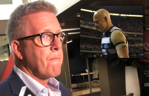 Article image for AFL says it will act if booing of Gary Ablett continues