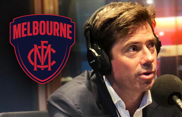 Article image for AFL boss Gillon McLachlan hits back at explosive Melbourne report