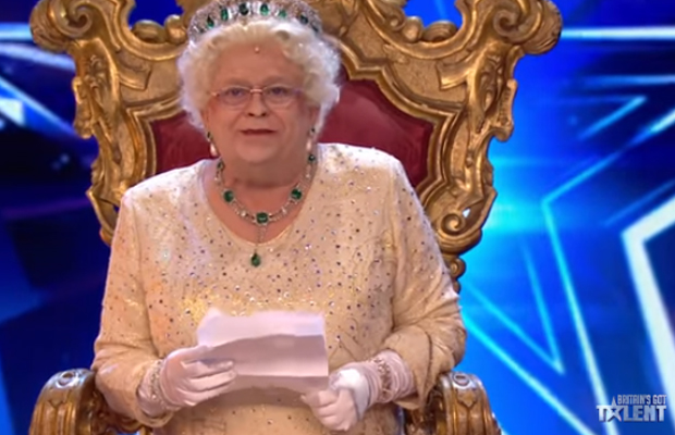 Article image for Aussie comedian wins massive praise for performance on Britain's Got Talent