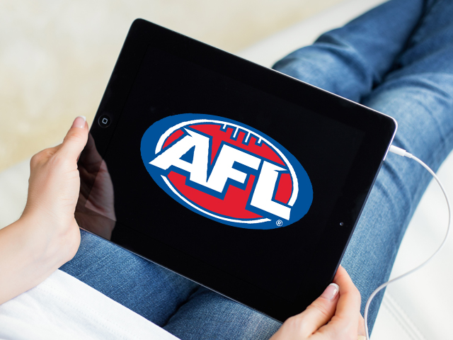 "Article image for ""It'll all be very easy"": How you watch footy could be set to change dramatically"