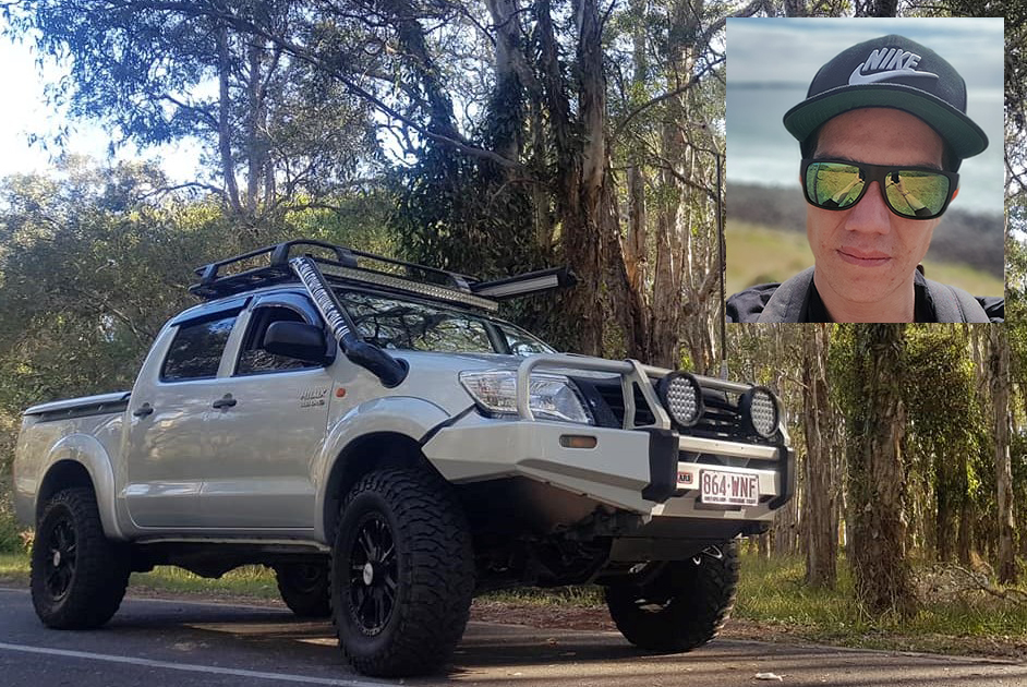 Naked Man Clings To Back Of Speeding Ute For 25 Minutes In