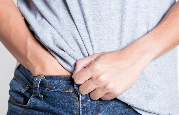 Article image for How police found '$30,000 of drugs' down a man's pants
