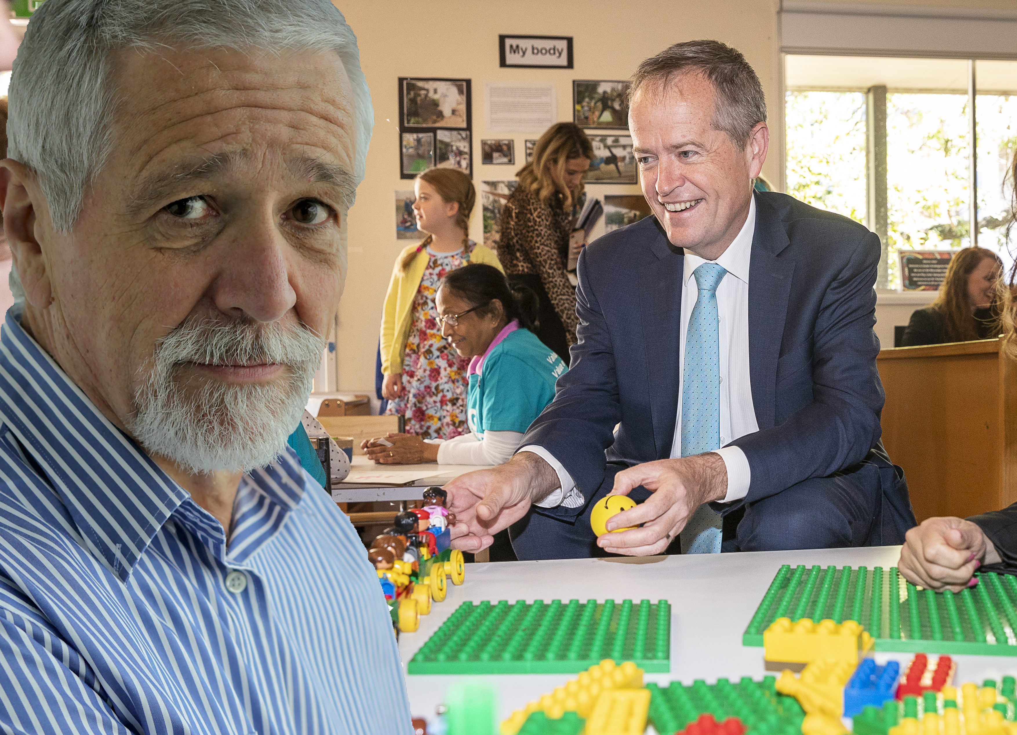 Article image for Neil Mitchell says Labor's plan to increase childcare worker wages is unfair