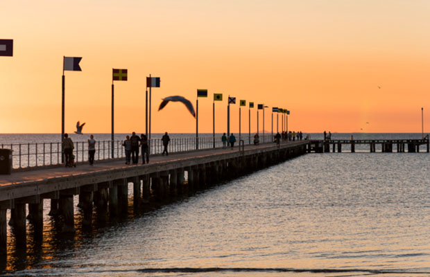 Article image for Mystery surrounds drowning off Frankston Pier