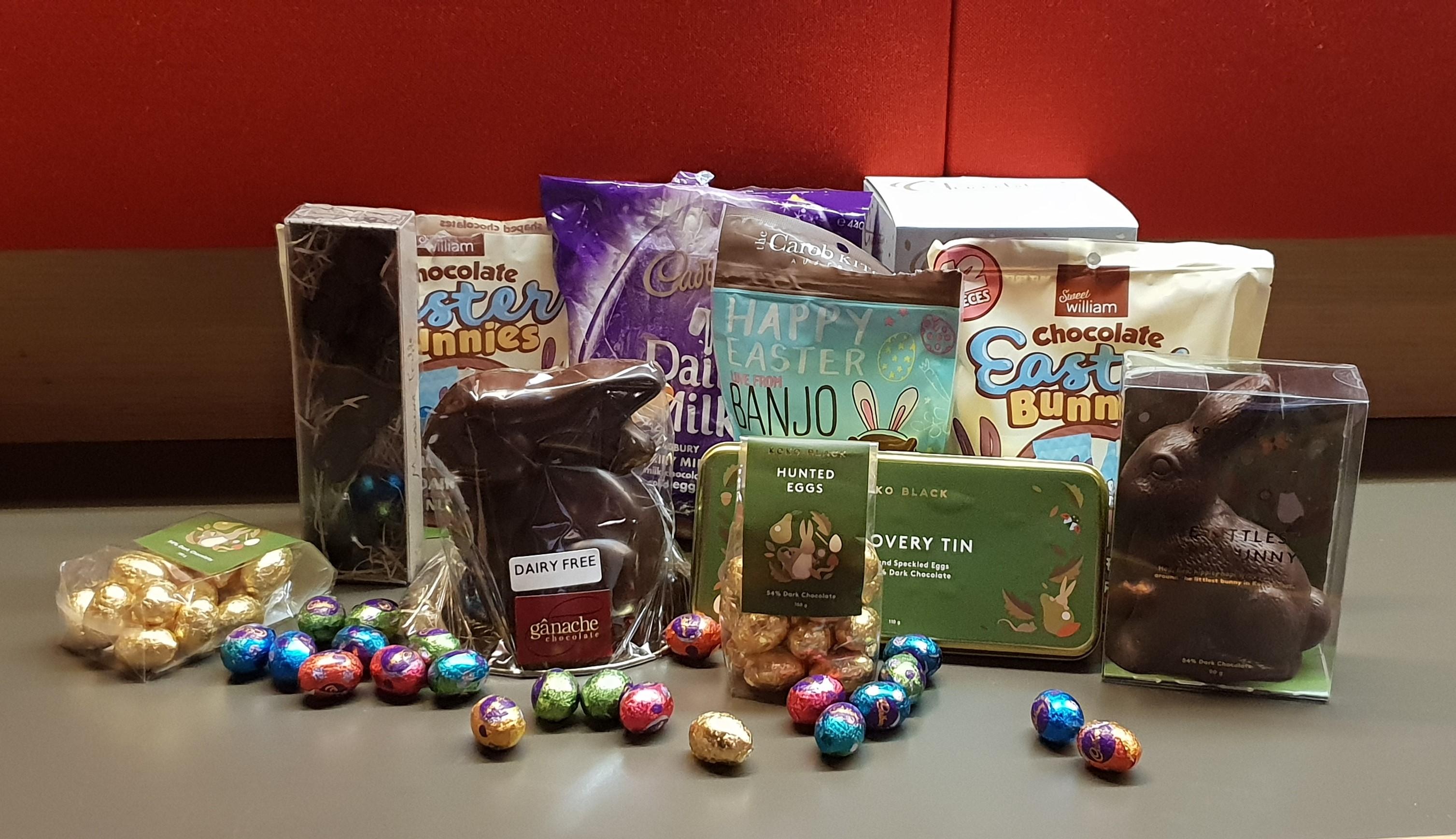 Article image for Karen Inge's tips on choosing healthier Easter treats