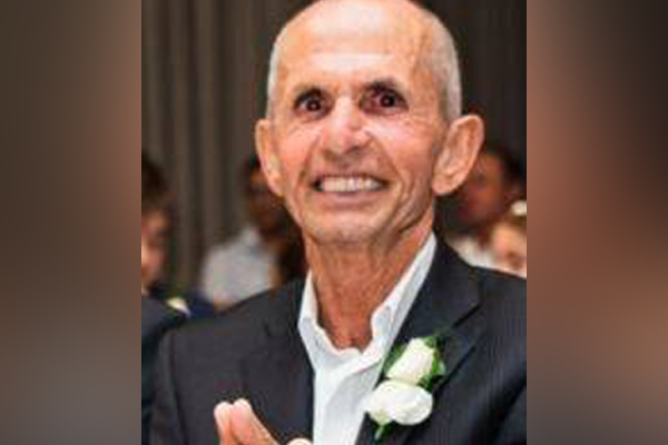 Article image for Missing grandfather Tony Tsakis hasn't been seen since Saturday