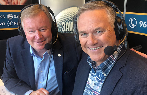 Article image for Photo gallery: Denis Walter at the RCH Good Friday Appeal