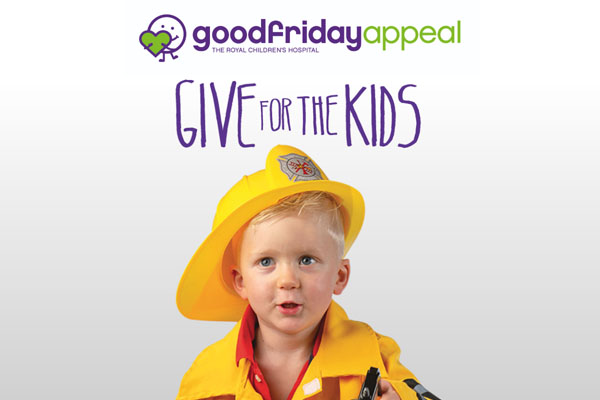 3AW at the 2019 Royal Children's Hospital Good Friday Appeal — Donate here