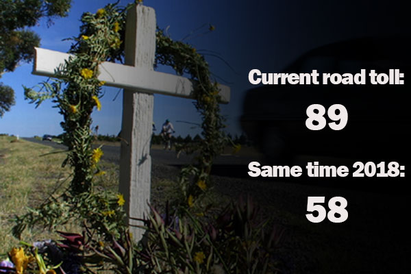 Article image for Four lives lost on Victorian roads in 24 hours