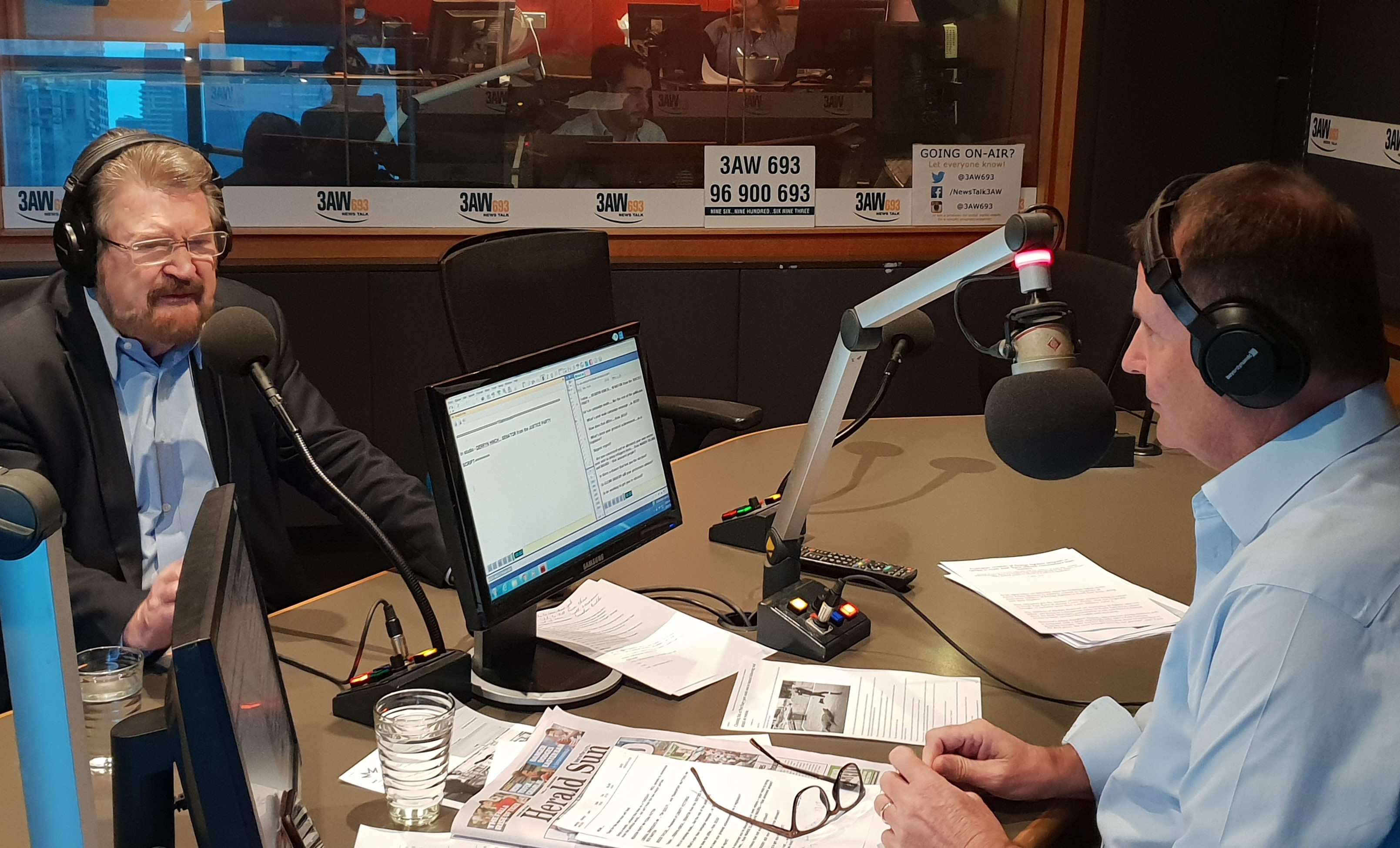 Hinch puts a figure on his chances of re-election, slams nursing homes