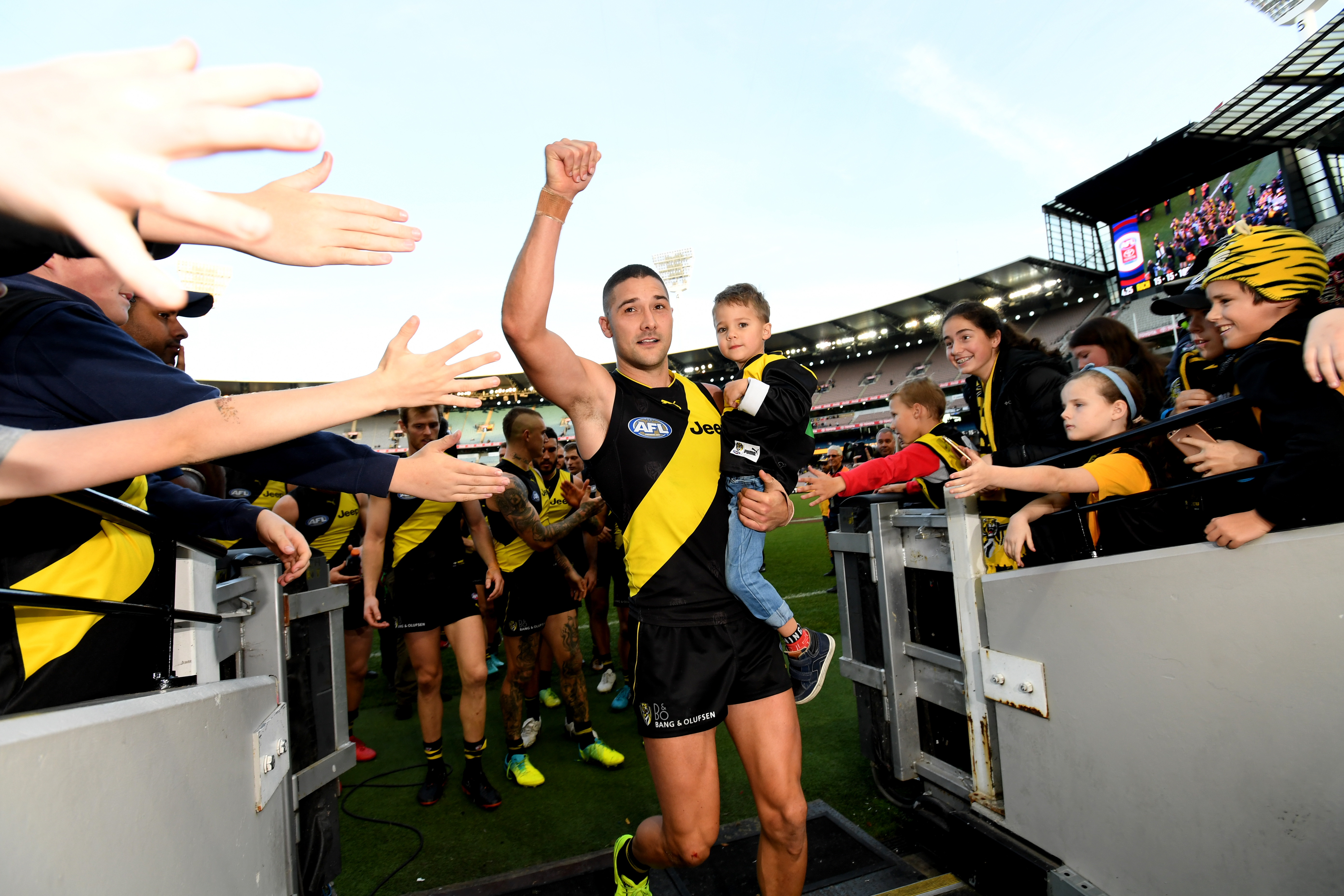 Article image for Premiership Tiger announces retirement mid-season