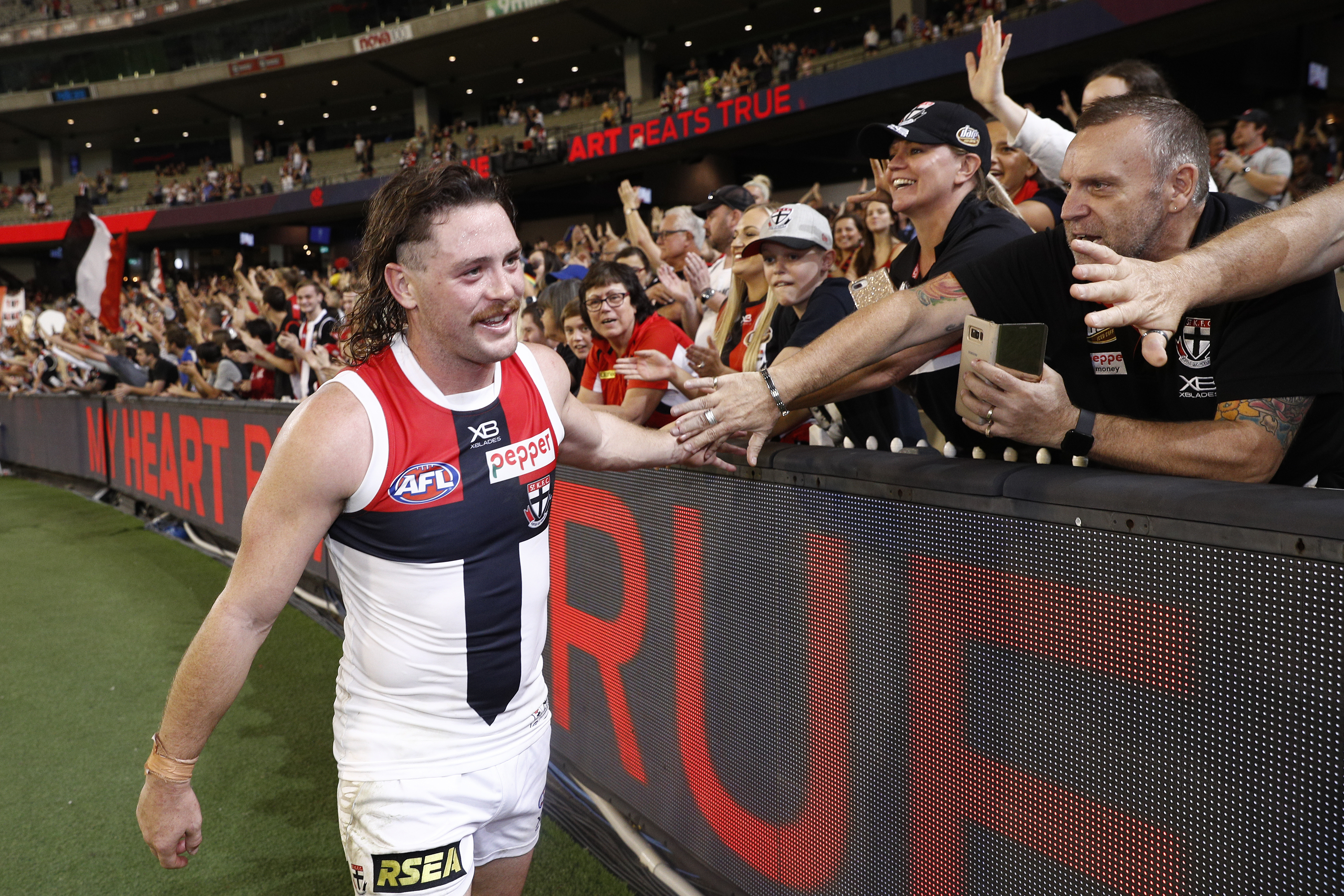 Article image for St Kilda star Jack Steven to take 'extended break' from footy