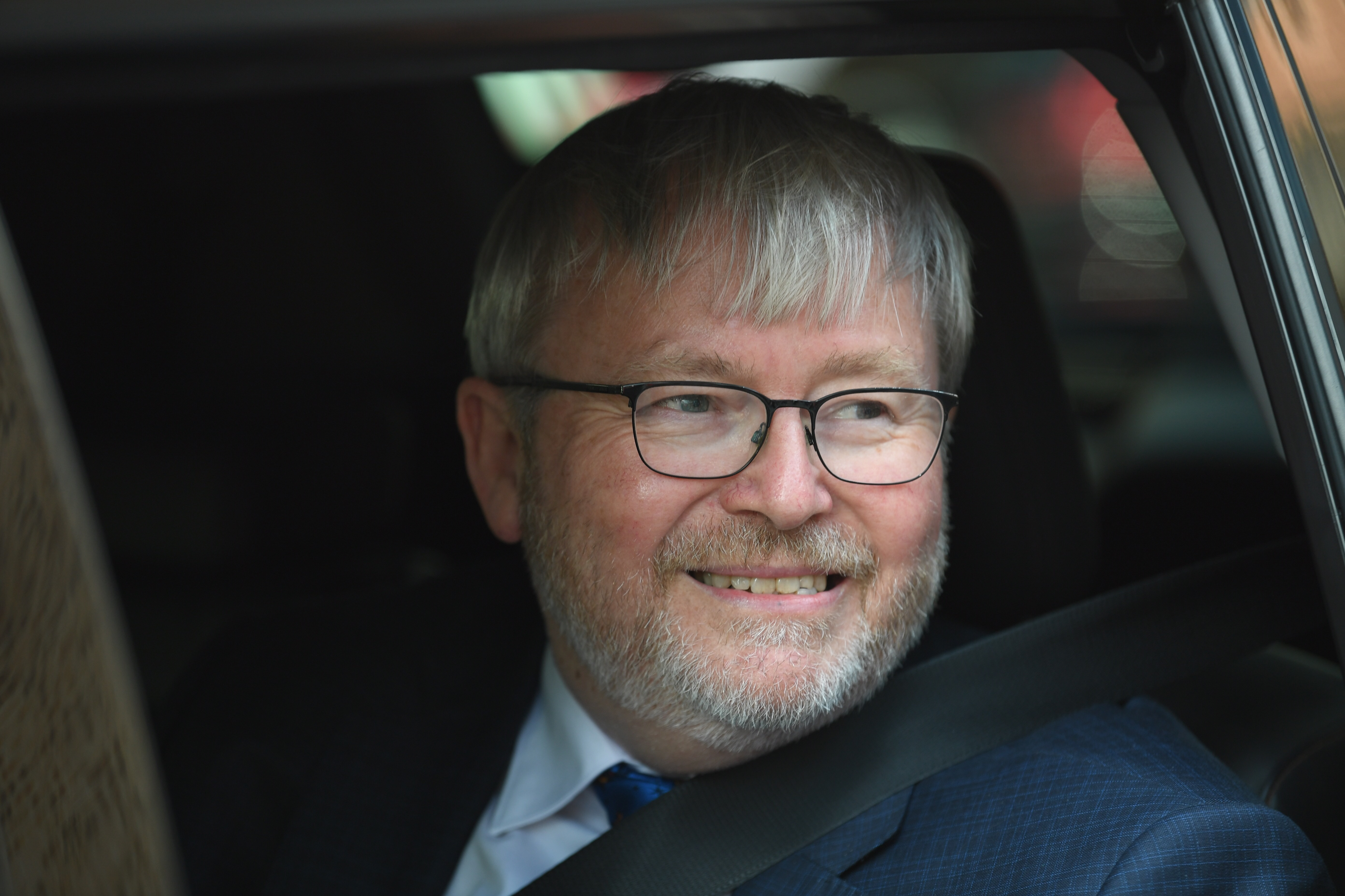 Article image for Tom Elliott says Kevin Rudd needs to shave