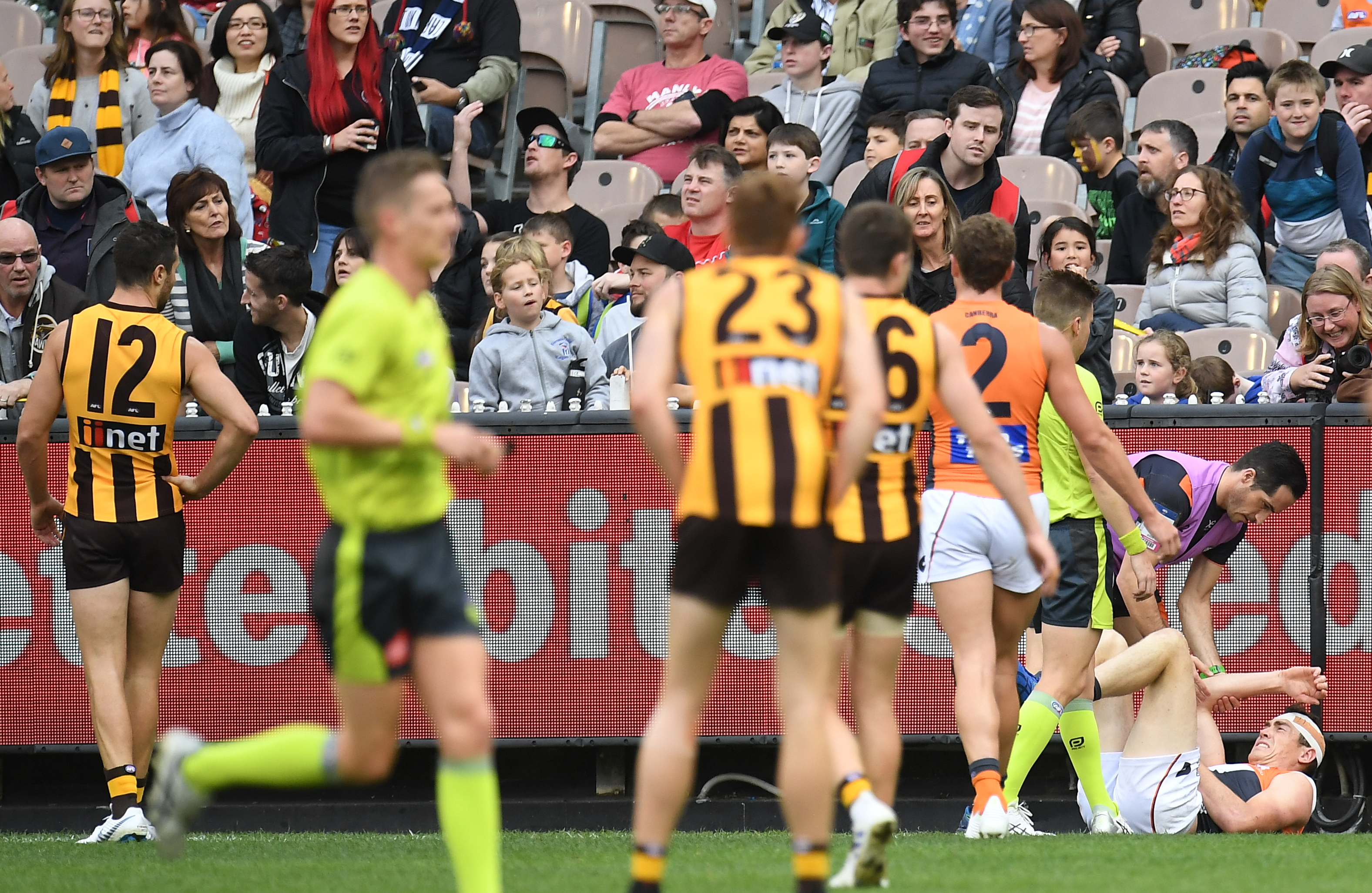 Article image for Why Hawthorn is 'absolutely filthy' with the AFL