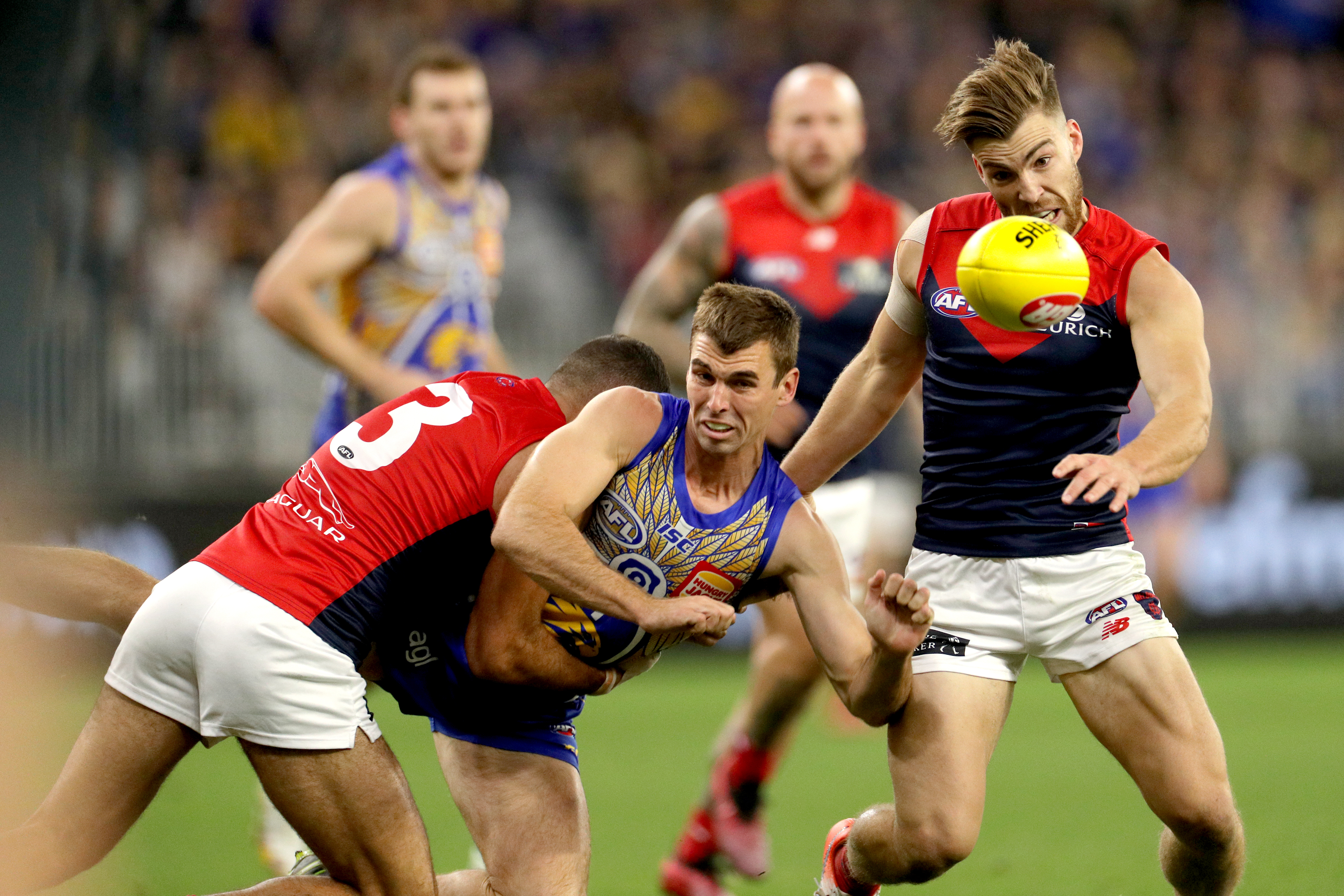 Article image for AFL legend's radical plan to increases scoring