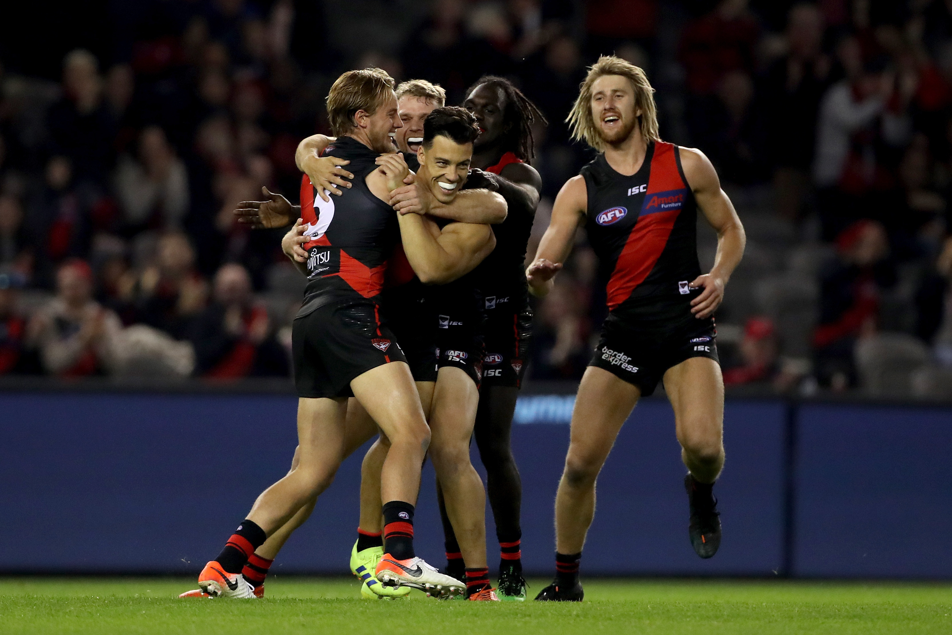 Article image for Essendon have snapped their three-game losing streak