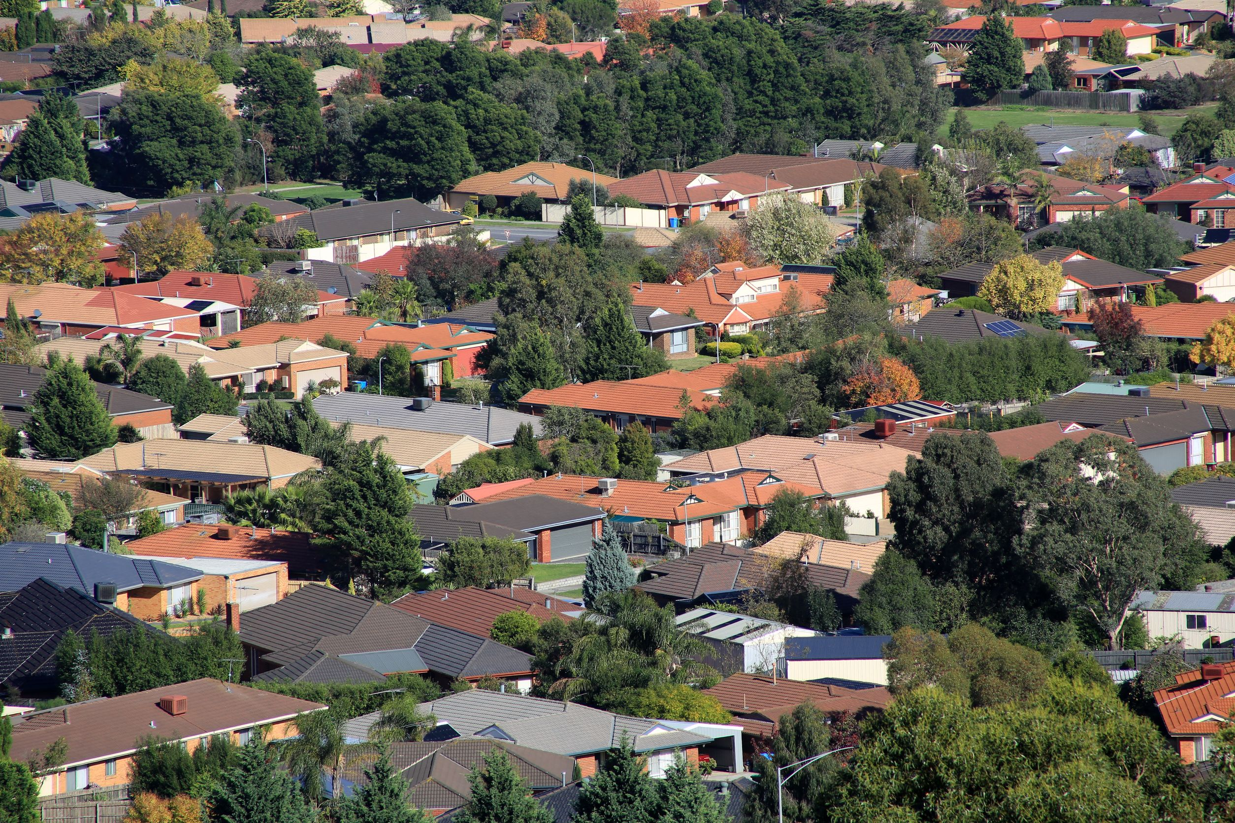 Article image for Melbourne property downturn shows signs of slowing