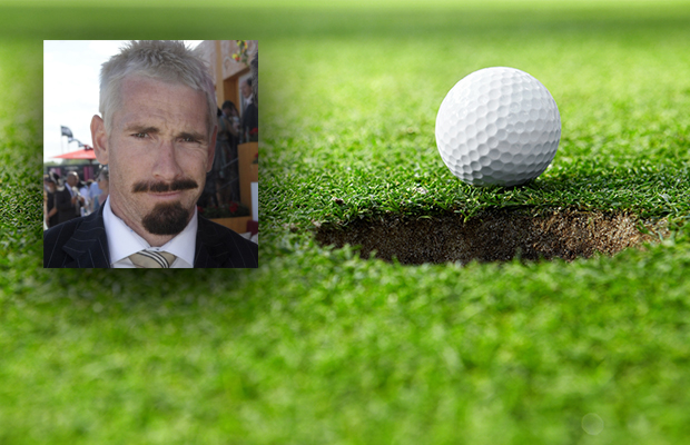 Article image for Former AFL star explains why he's been banned from THREE golf clubs