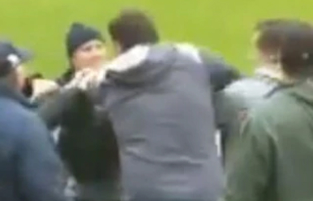 Article image for Disgusted and upset footy fans call 3AW following 'multiple' brawls in the MCG stands
