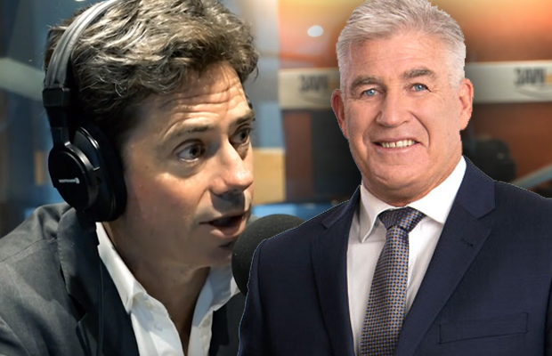 Gerard Healy says Gillon McLachlan should heed one of Ross Lyon's famous quotes