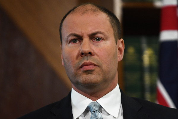 Josh Frydenberg warns cuts to public sector worse under Labor