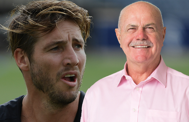 Article image for The BIG call Leigh Matthews admits he would have been 'tempted' to make with Dale Thomas