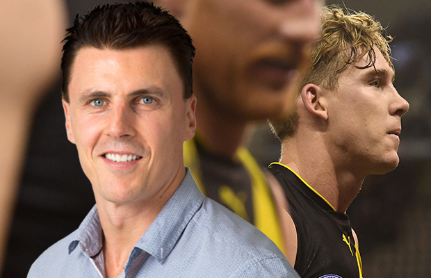 Article image for Matthew Lloyd says Tom Lynch is a 'massive concern'